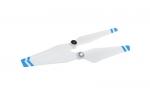 Пропеллеры DJI 9450 (2 штуки) композитный хаб, синие полосы