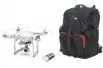 DJI Phantom 3 Advanced с доп. аккумулятором и рюкзаком
