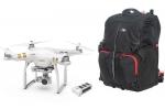 DJI Phantom 3 Professional с доп. аккумулятором и рюкзаком