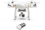 Квадрокоптер DJI Phantom 3 Professional + доп. аккумулятор