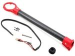 DJI S900 Луч рамы обратного вращения CCW (красный)