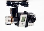 2-осевой подвес DJI Zenmuse H3-2D для камеры GoPro Hero3