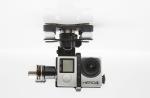 Подвес DJi Zenmuse H4-3D для камеры GoPro Hero4