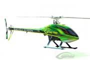 Кит вертолета Sab Goblin 700 Flybarless зеленый