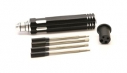4in1 Hexagon Screw Driver - BLACK