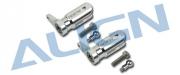 Цапфы Align Trex-250 серебристые