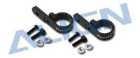 Металлический крепеж хвостовой сервы Align Trex-250