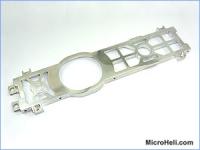 Нижняя площадка рамы Align Trex-500 алюминий серебристая