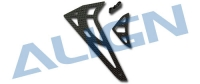Стабилизатор хвостовой Align Trex-450 Pro карбон 1,2мм