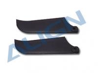 Пластиковые хвостовые лопасти ХР Align Trex-600