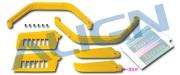 Набор апгрейда желтый Align Trex-500
