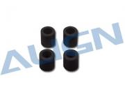 Резинки шасси Align Trex-500, черные