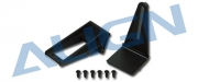 Пластиковые детали рамы Align Trex-450 Pro / 3GX