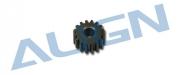 Стальная шестерня мотора  Align 0.4M 16T