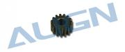 Ведущая шестерня мотора Align 0.4M 15T