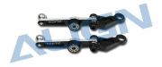 Рычаги нижние черные Align Trex-250