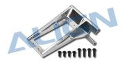 Рамка хвостовой сервомашинки Align Trex-550E металл
