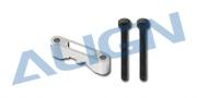 Крепление вертикального стабилизатора Align Trex-450 Pro (металл)