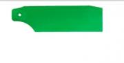 Лопасти хвостового ротора зеленый, неоновые для Align Trex-450