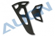 Комплект стабилизаторов хвостового оперения Align Trex-600 карбо