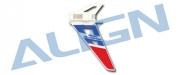 Вертикальный хвостовой стабилизатор вертолета Align Trex-100