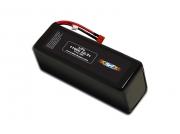 Аккумулятор LiPO Maxamps 6s1p 11000 mah 40c