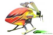 Кит вертолета Sab Goblin 700 Flybarless оранжевый