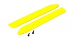 Лопасти основного ротора Blade 130 X желтые