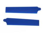 Лопасти основного ротора KBDD Blade 130 X синие
