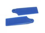 Лопасти хвостового ротора KBDD Blade 130 X синие