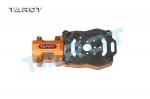 Моторама алюминиевая Tarot 25мм с демпфером оранжевая