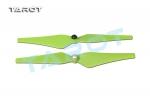 Пропеллеры Tarot 9x4.4 самозатягивающиеся, зеленые