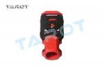 Моторама пластиковая Tarot 25мм красная