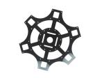 Верхняя пластина рамы гексакоптера DIY-Hexa (карбон)