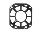 Верхняя пластина рамы коптера X650V (стеклопластик)
