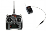 Радиоуправление Spektrum DX6i и приемник AR610