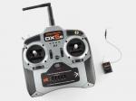 Радиоуправление Spektrum DX5e и приемник AR610