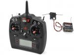 Радиоуправление Spektrum DX7 и приемник AR8000