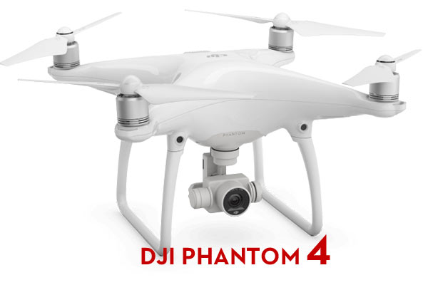 dji phantom4 announce