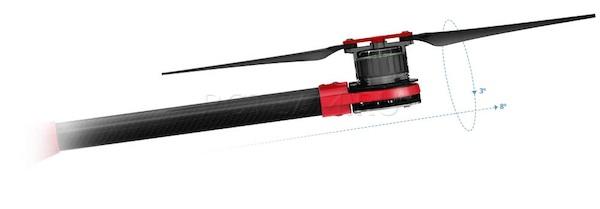 Гексакоптер DJI S900