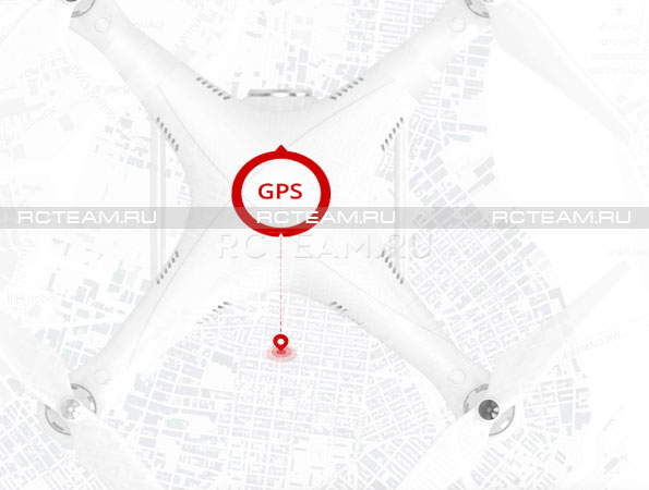 Датчик GPS Phantom 2