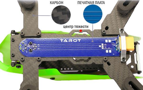 Tarot TL250H