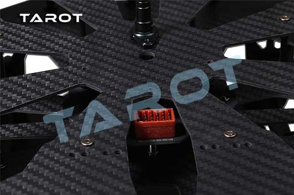 Встроенная печатная плата и искробезопасные соединения Tarot X4