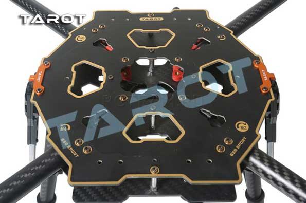 Пластины со встроенной печатной платой Tarot 650 Sport