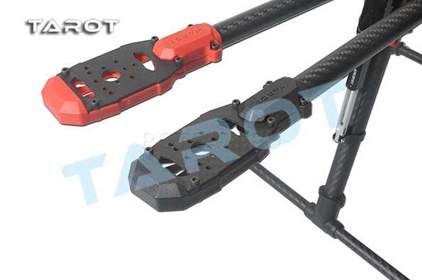 Новый отсек для регуляторов оборотов Tarot 650 Sport