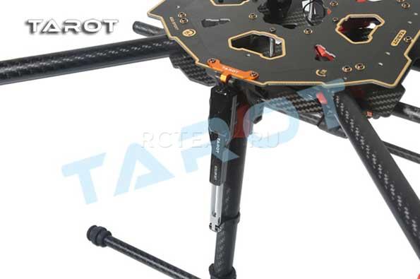 Складывающее шасси Tarot 650 Sport