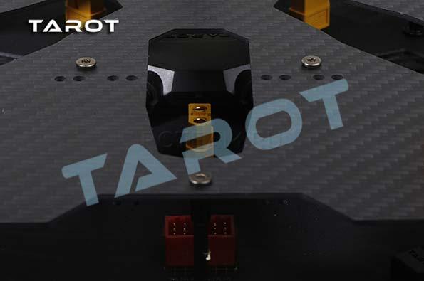 Встроенная печатная плата и искробезопасные соединения Tarot X6