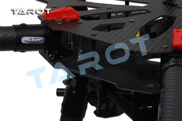 Электрическое убирающееся шасси Tarot X6