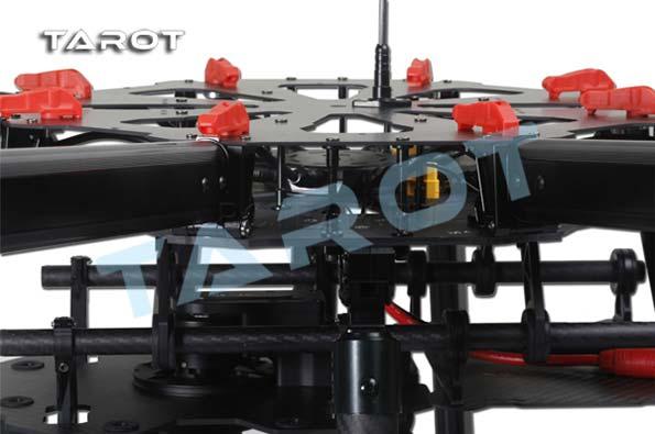 Эффектный дизайн и эффективная конструкция Tarot X8