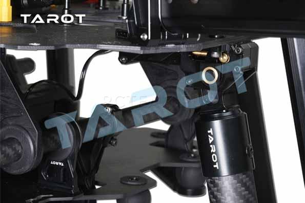 Электрическое убирающееся шасси Tarot X8